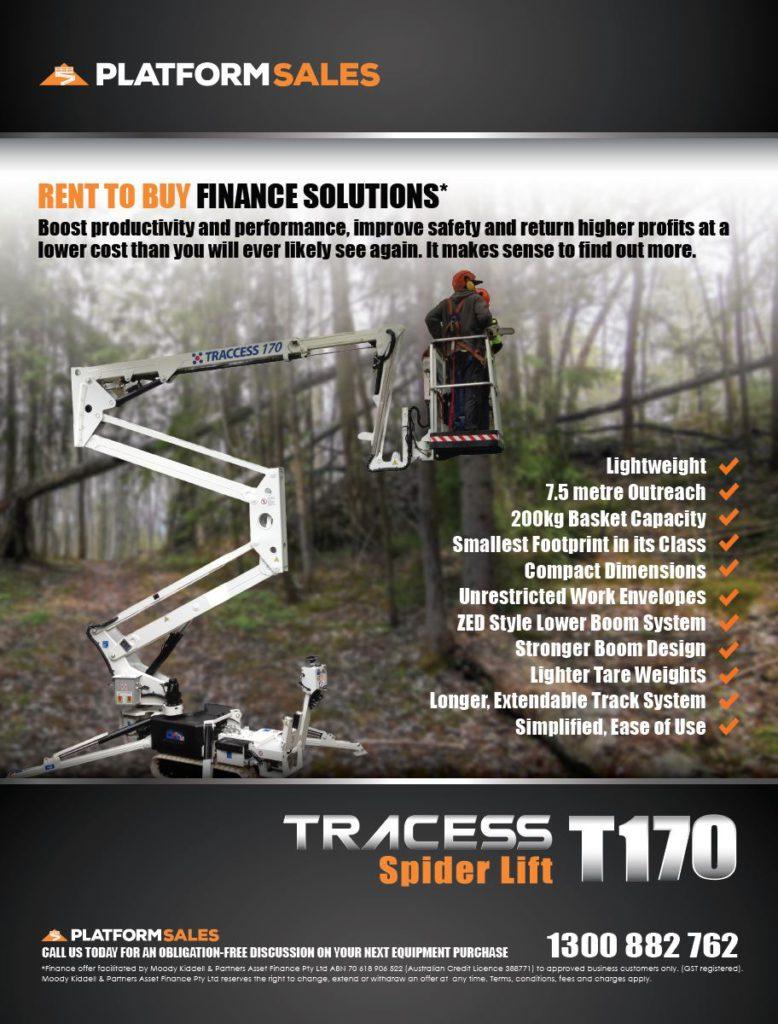 Traccess T170